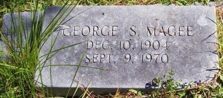 MAGEE, GEORGE S - Washington County, Louisiana | GEORGE S MAGEE - Louisiana Gravestone Photos