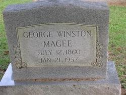 MAGEE, GEORGE WINSTON - Washington County, Louisiana | GEORGE WINSTON MAGEE - Louisiana Gravestone Photos