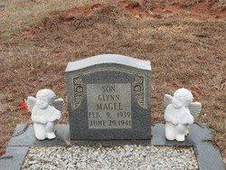 MAGEE, GLYNN - Washington County, Louisiana | GLYNN MAGEE - Louisiana Gravestone Photos