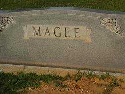 MAGEE, HEADSTONE - Washington County, Louisiana | HEADSTONE MAGEE - Louisiana Gravestone Photos
