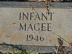 MAGEE, INFANT - Washington County, Louisiana | INFANT MAGEE - Louisiana Gravestone Photos