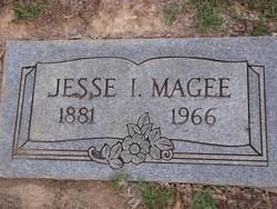 MAGEE, JESSE I - Washington County, Louisiana   JESSE I MAGEE - Louisiana Gravestone Photos