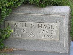 MAGEE, JEWELL MONROE (CLOSEUP) - Washington County, Louisiana | JEWELL MONROE (CLOSEUP) MAGEE - Louisiana Gravestone Photos