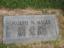 MAGEE, JOSEPH NEWTON II - Washington County, Louisiana | JOSEPH NEWTON II MAGEE - Louisiana Gravestone Photos