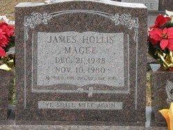 MAGEE, JAMES HOLLIS - Washington County, Louisiana | JAMES HOLLIS MAGEE - Louisiana Gravestone Photos
