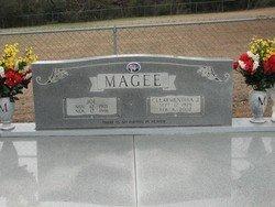 MAGEE, CLEARMENTHIA - Washington County, Louisiana | CLEARMENTHIA MAGEE - Louisiana Gravestone Photos