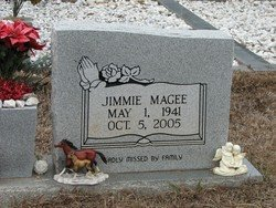 MAGEE, JIMMIE - Washington County, Louisiana   JIMMIE MAGEE - Louisiana Gravestone Photos