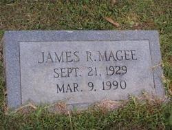 MAGEE, JAMES R - Washington County, Louisiana | JAMES R MAGEE - Louisiana Gravestone Photos