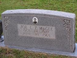 MAGEE, JOE L Z - Washington County, Louisiana | JOE L Z MAGEE - Louisiana Gravestone Photos