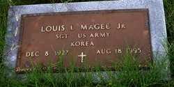 MAGEE, LOUIS L, JR  (VETERAN KOR) - Washington County, Louisiana | LOUIS L, JR  (VETERAN KOR) MAGEE - Louisiana Gravestone Photos