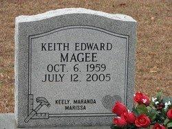 MAGEE, KEITH EDWARD - Washington County, Louisiana | KEITH EDWARD MAGEE - Louisiana Gravestone Photos