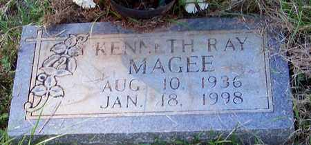 MAGEE, KENNETH RAY - Washington County, Louisiana | KENNETH RAY MAGEE - Louisiana Gravestone Photos