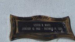 MAGEE, LESTER M - Washington County, Louisiana | LESTER M MAGEE - Louisiana Gravestone Photos