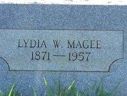 MAGEE, LYDIA - Washington County, Louisiana | LYDIA MAGEE - Louisiana Gravestone Photos