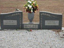 "MAGEE, LUCIOUS W ""LUKE"" - Washington County, Louisiana | LUCIOUS W ""LUKE"" MAGEE - Louisiana Gravestone Photos"