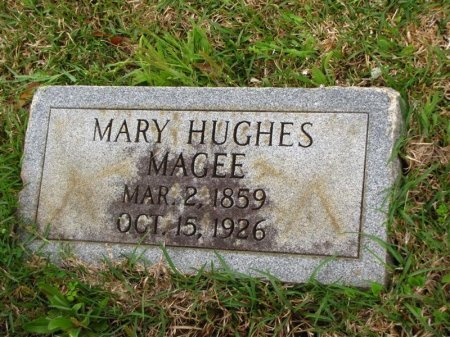 MAGEE, MARY  - Washington County, Louisiana | MARY  MAGEE - Louisiana Gravestone Photos