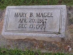 MAGEE, MARY - Washington County, Louisiana | MARY MAGEE - Louisiana Gravestone Photos