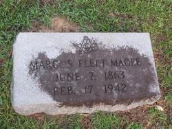 MAGEE, MARCUS FLEET - Washington County, Louisiana   MARCUS FLEET MAGEE - Louisiana Gravestone Photos