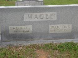MAGEE, MAURICE - Washington County, Louisiana | MAURICE MAGEE - Louisiana Gravestone Photos