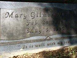 MAGEE, MARY - Washington County, Louisiana   MARY MAGEE - Louisiana Gravestone Photos