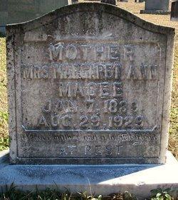 MAGEE, MARGARET ANN - Washington County, Louisiana | MARGARET ANN MAGEE - Louisiana Gravestone Photos