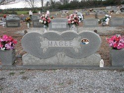 MAGEE, LOUELLA - Washington County, Louisiana | LOUELLA MAGEE - Louisiana Gravestone Photos