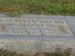 MAGEE, MARY ELIZABETH - Washington County, Louisiana | MARY ELIZABETH MAGEE - Louisiana Gravestone Photos