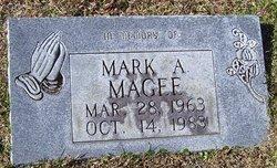 MAGEE, MARK A - Washington County, Louisiana   MARK A MAGEE - Louisiana Gravestone Photos