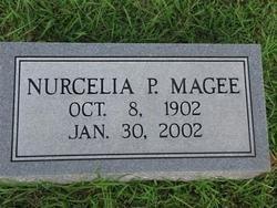 MAGEE, NURVELIA - Washington County, Louisiana | NURVELIA MAGEE - Louisiana Gravestone Photos