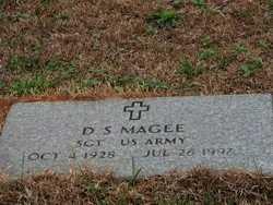 MAGEE, D S   (VETERAN) - Washington County, Louisiana | D S   (VETERAN) MAGEE - Louisiana Gravestone Photos