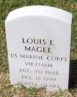 MAGEE, LOUIS E (VETERAN VIET) - Washington County, Louisiana | LOUIS E (VETERAN VIET) MAGEE - Louisiana Gravestone Photos