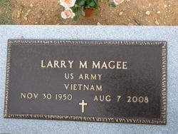MAGEE, LARRY MARVIN (VETERAN VIET) - Washington County, Louisiana   LARRY MARVIN (VETERAN VIET) MAGEE - Louisiana Gravestone Photos