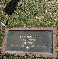 MAGEE, RAY  (VETERAN  VIET) - Washington County, Louisiana | RAY  (VETERAN  VIET) MAGEE - Louisiana Gravestone Photos