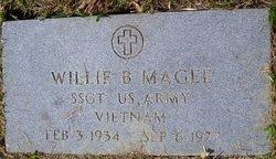 MAGEE, WILLIE B (VETERAN VIET) - Washington County, Louisiana | WILLIE B (VETERAN VIET) MAGEE - Louisiana Gravestone Photos