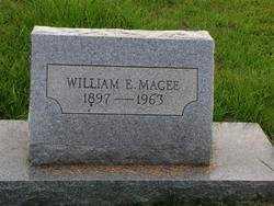 MAGEE, WILLIAM EDGAR (VETERAN WWI) - Washington County, Louisiana | WILLIAM EDGAR (VETERAN WWI) MAGEE - Louisiana Gravestone Photos