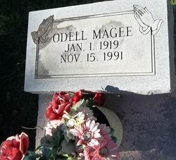 MAGEE, ODELL - Washington County, Louisiana | ODELL MAGEE - Louisiana Gravestone Photos