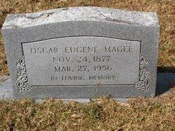 MAGEE, OSCAR EUGENE - Washington County, Louisiana | OSCAR EUGENE MAGEE - Louisiana Gravestone Photos