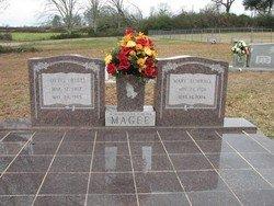 MAGEE, MARY CREEL - Washington County, Louisiana | MARY CREEL MAGEE - Louisiana Gravestone Photos