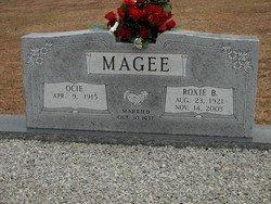 MAGEE, ROXIE - Washington County, Louisiana   ROXIE MAGEE - Louisiana Gravestone Photos