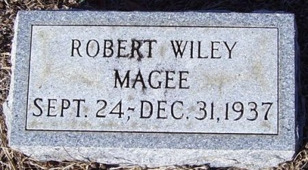 MAGEE, ROBERT WILEY - Washington County, Louisiana | ROBERT WILEY MAGEE - Louisiana Gravestone Photos