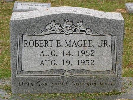MAGEE, ROBERT E JR - Washington County, Louisiana   ROBERT E JR MAGEE - Louisiana Gravestone Photos
