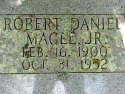 MAGEE, ROBERT DANIEL JR - Washington County, Louisiana | ROBERT DANIEL JR MAGEE - Louisiana Gravestone Photos