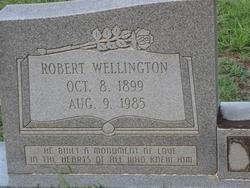 MAGEE, ROBERT WELLINGTON (CLOSEUP) - Washington County, Louisiana | ROBERT WELLINGTON (CLOSEUP) MAGEE - Louisiana Gravestone Photos
