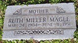 MAGEE, RUTH - Washington County, Louisiana | RUTH MAGEE - Louisiana Gravestone Photos