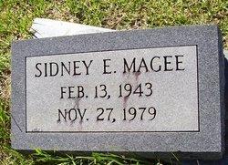 MAGEE, SIDNEY E - Washington County, Louisiana | SIDNEY E MAGEE - Louisiana Gravestone Photos