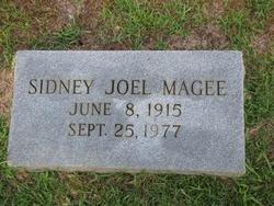 MAGEE, SIDNEY JOEL - Washington County, Louisiana   SIDNEY JOEL MAGEE - Louisiana Gravestone Photos