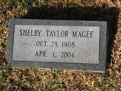 MAGEE, SHELBY TAYLOR - Washington County, Louisiana | SHELBY TAYLOR MAGEE - Louisiana Gravestone Photos