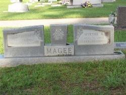 MAGEE, TATE MARVIN - Washington County, Louisiana | TATE MARVIN MAGEE - Louisiana Gravestone Photos