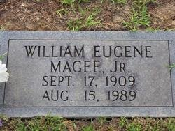 MAGEE, WILLIAM EUGENE, JR - Washington County, Louisiana | WILLIAM EUGENE, JR MAGEE - Louisiana Gravestone Photos