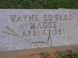MAGEE, WAYNE EDWARD - Washington County, Louisiana | WAYNE EDWARD MAGEE - Louisiana Gravestone Photos